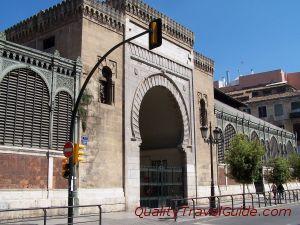 Puerta de Atarazanas - Málaga