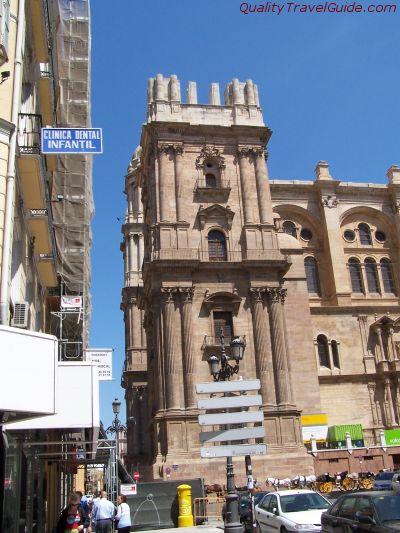 La Catedral - La Manquita - Málaga