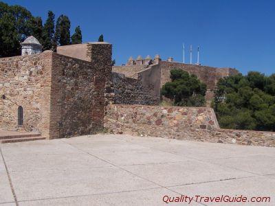 Castillo de Gibralfaro - Málaga
