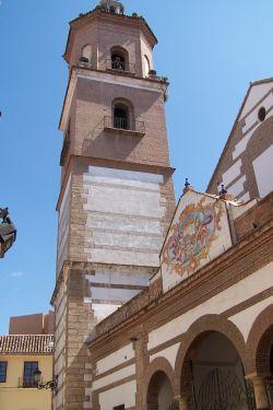Iglesia de Los Martires - Málaga