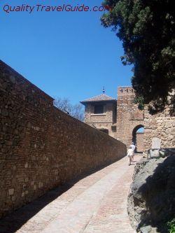 Ruinas de la Alcazaba - Málaga