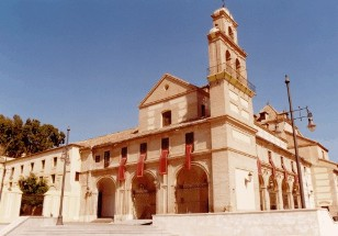 Santuario de La Victoria - Málaga