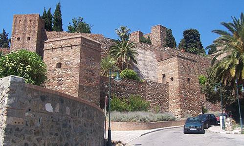 La Alcazaba - Málaga
